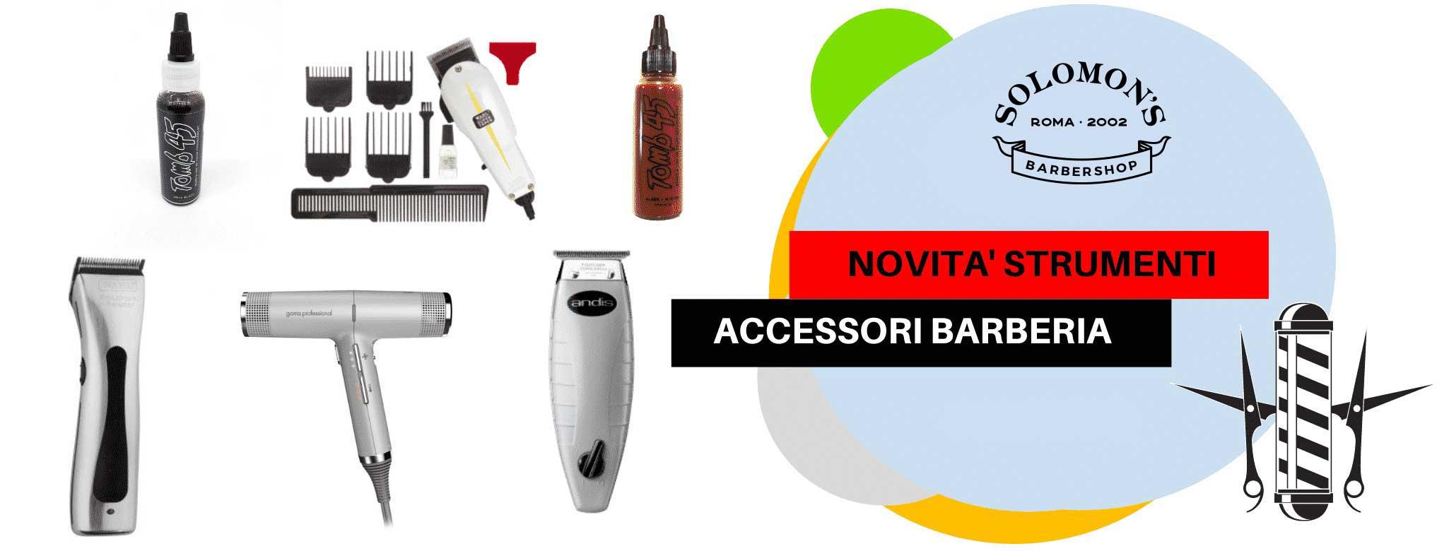 barber shop accessori
