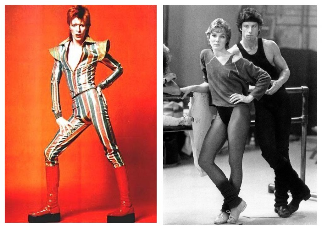 David Bowie e company