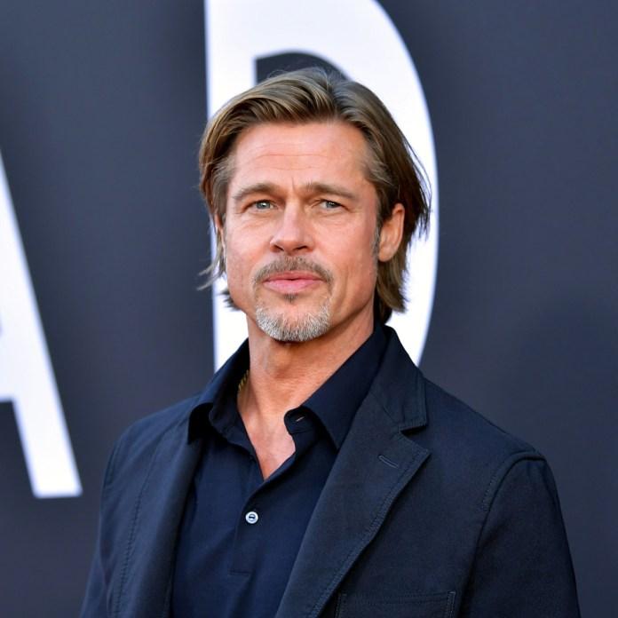 Brad Pitt Taglio Medio Lungo
