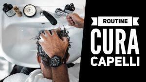 routine cura capelli