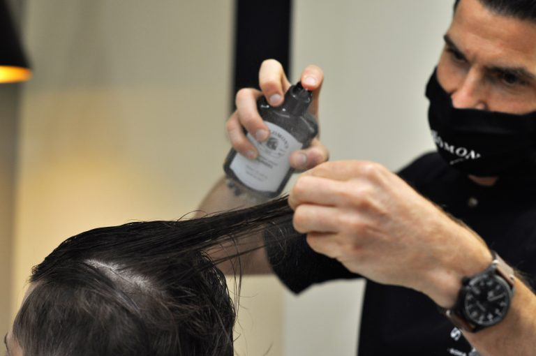 Daunsel Grooming Spray
